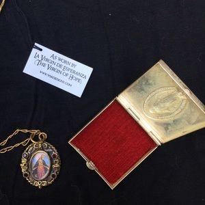 Virgins Saints & Angels- Virgin Charm Necklace